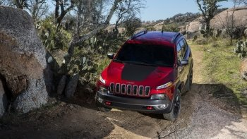 Preview Jeep Cherokee Trailhawk