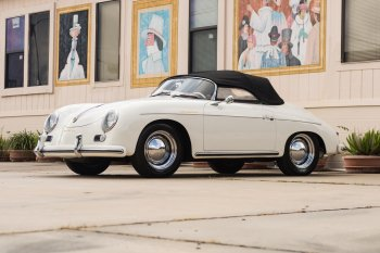 Preview Porsche 356A