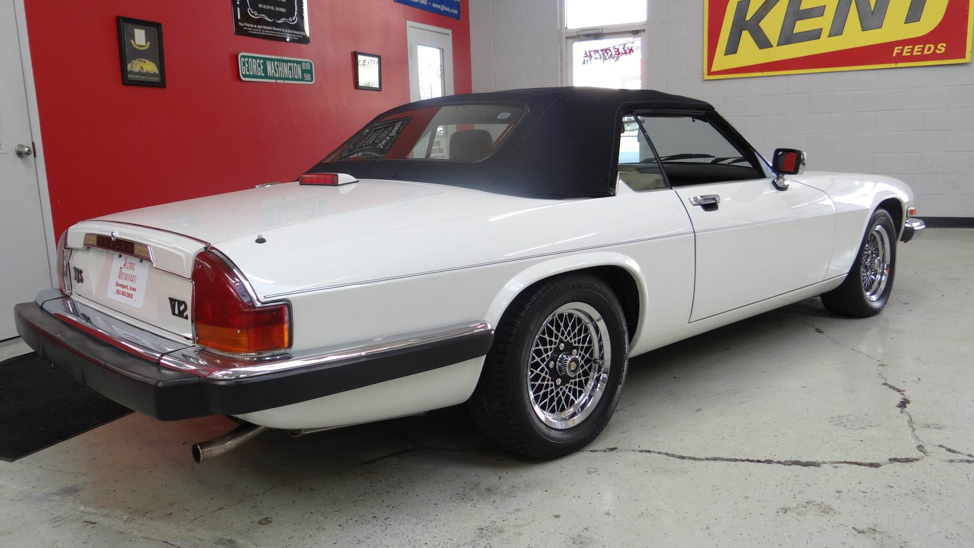 Preview Jaguar XJS