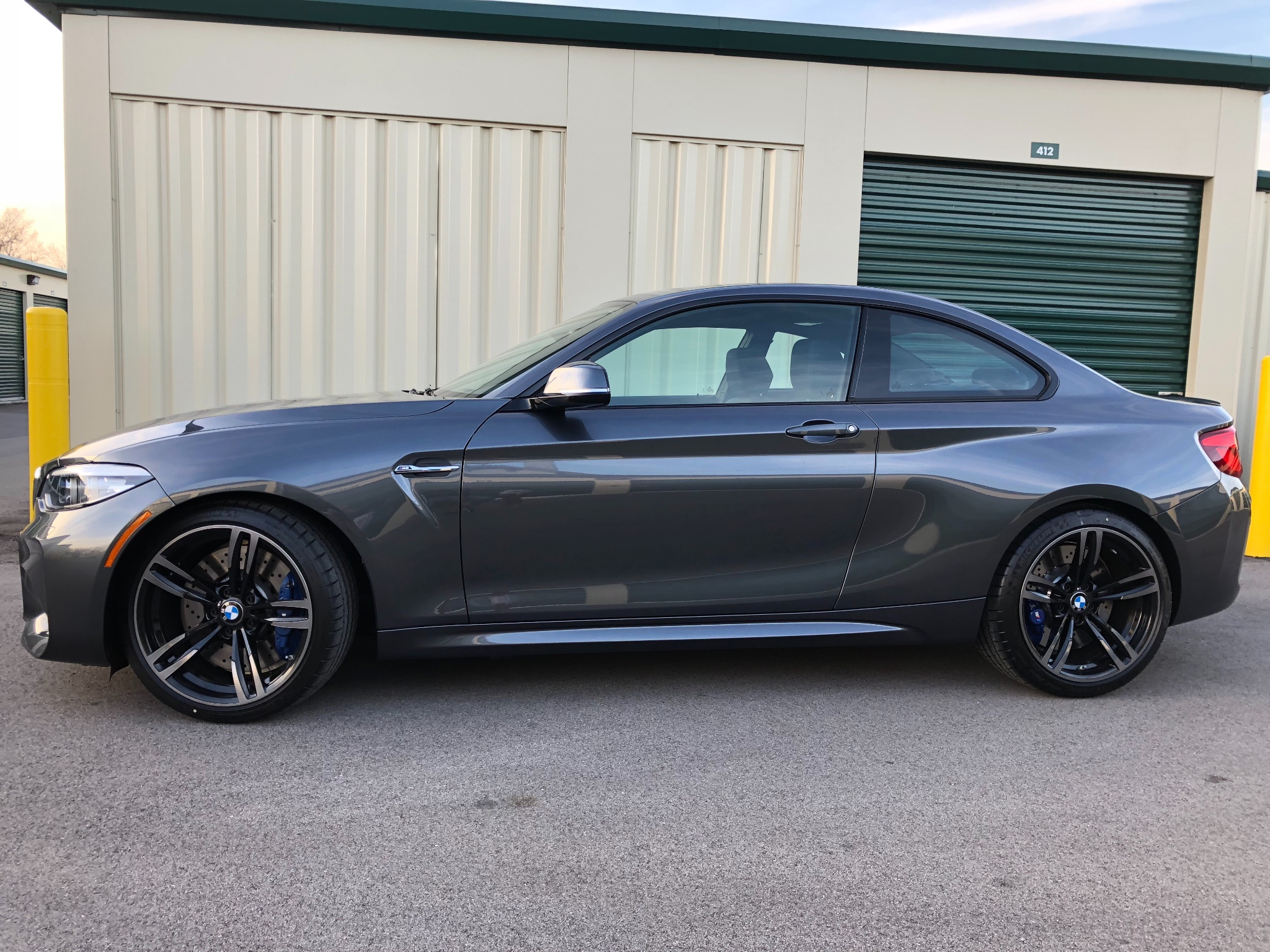 Preview BMW M2