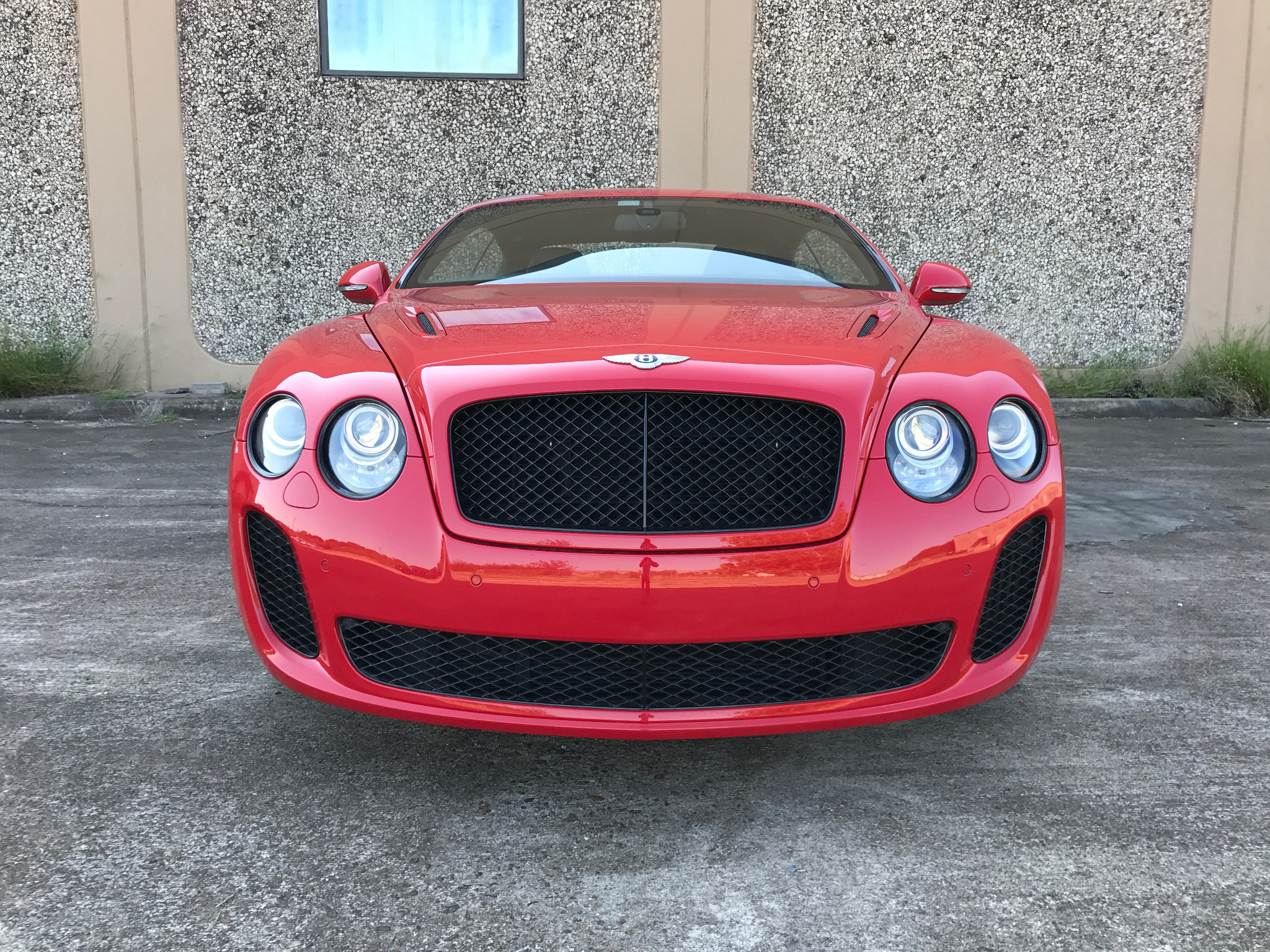 Preview Bentley Continental Supersports