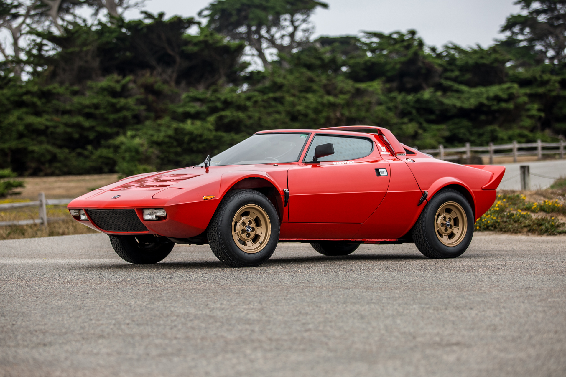 Preview Lancia Stratos HF Stradale