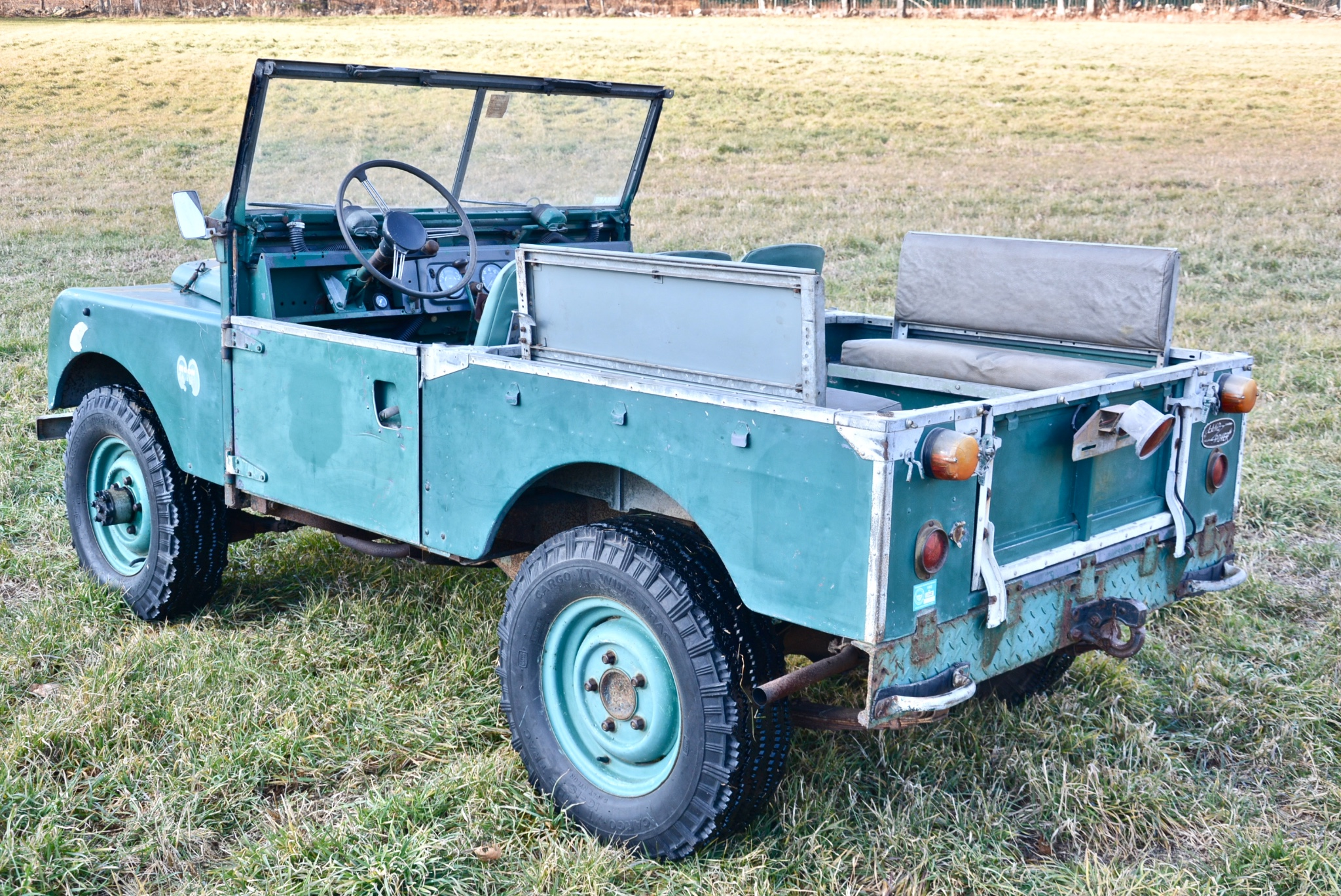 Preview Land Rover 88 Series I