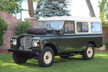 Preview Land Rover 109 Series IIA