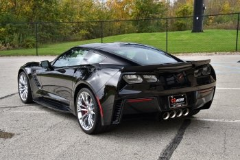 Preview Chevrolet Corvette Z06