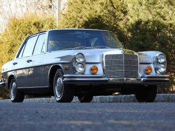 Preview Mercedes-Benz 300SEL