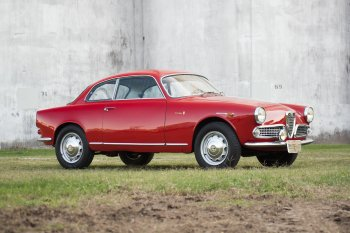 Preview Alfa Romeo Giulietta Sprint