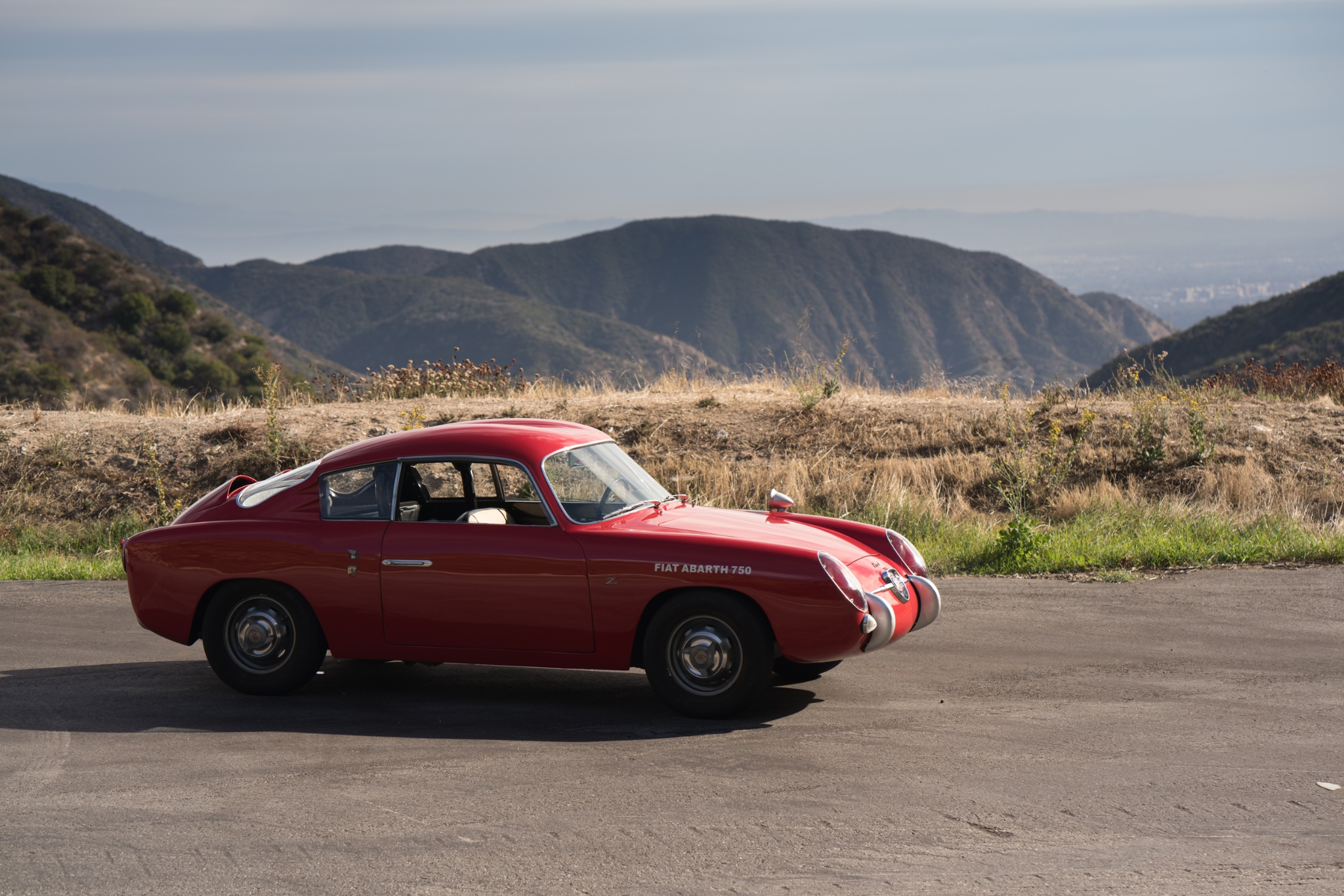 Preview Fiat Abarth 750 GT Zagato