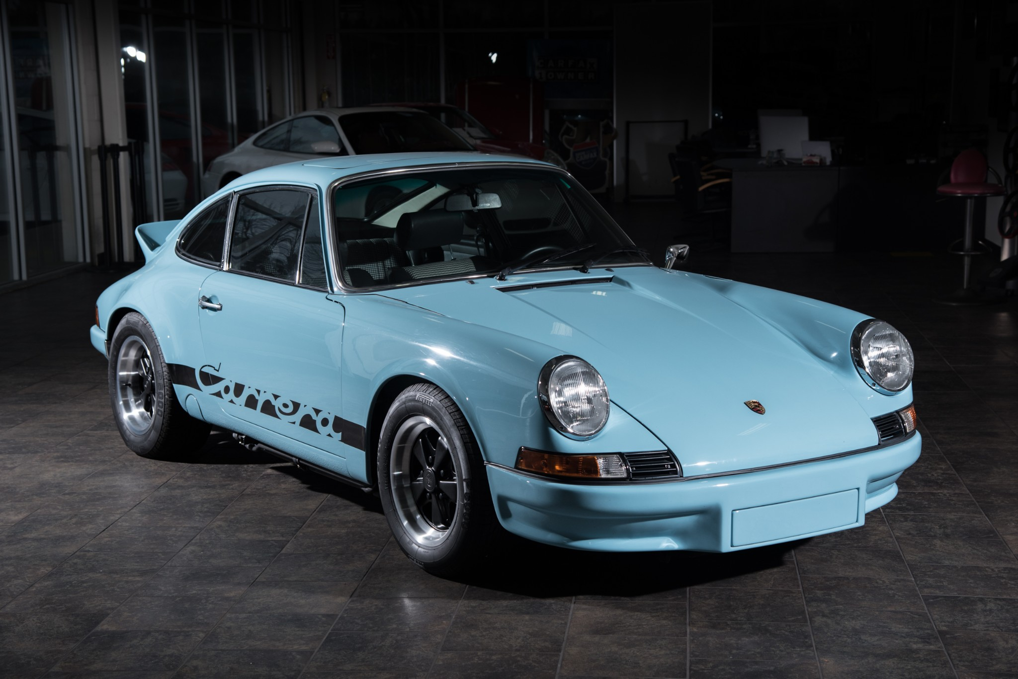 Preview Porsche 911 Carrera