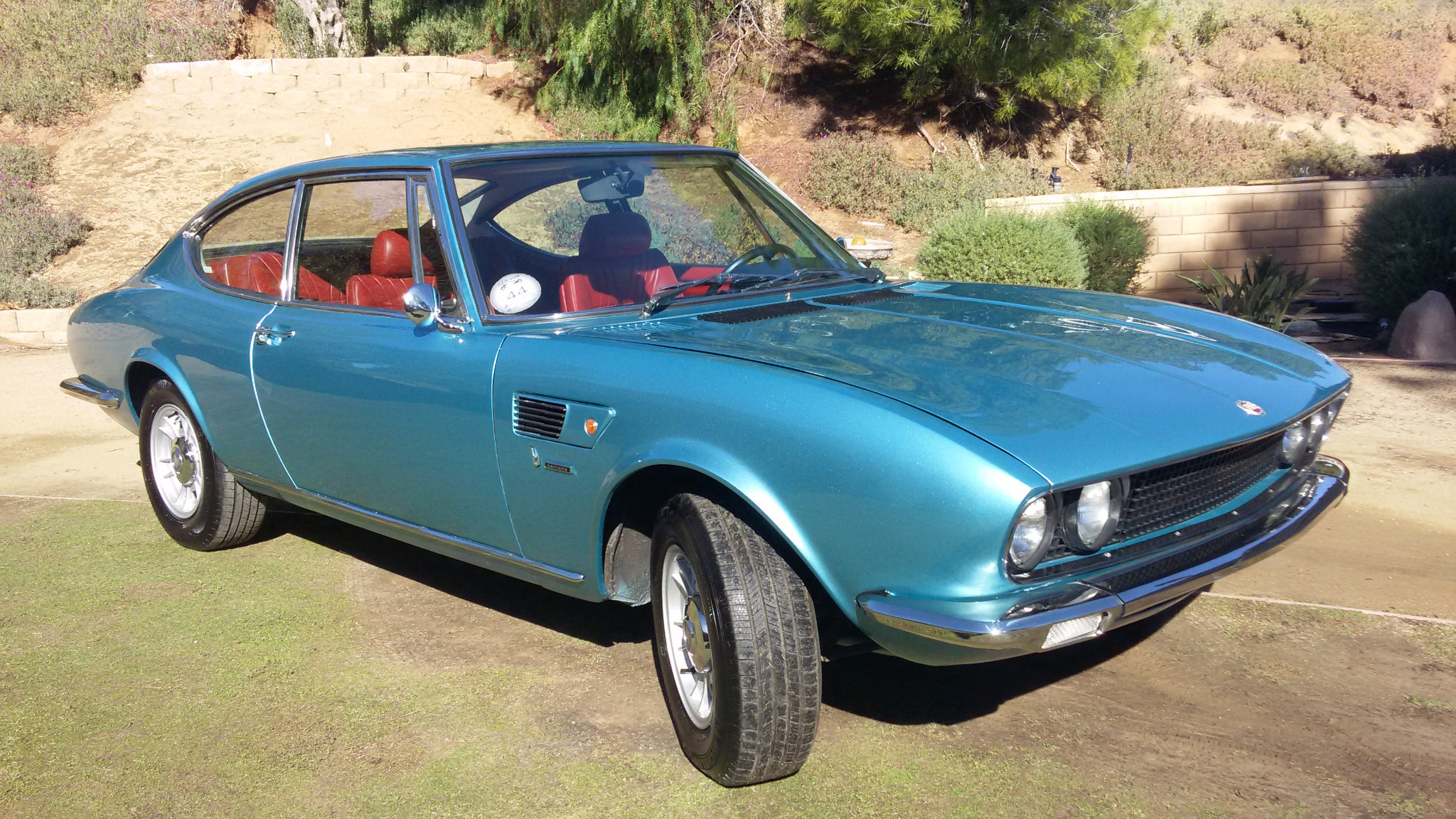 Preview Fiat Dino 2400