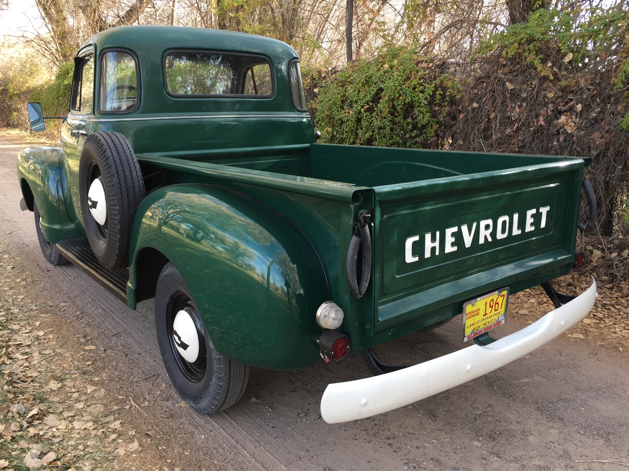 Preview Chevrolet 3100