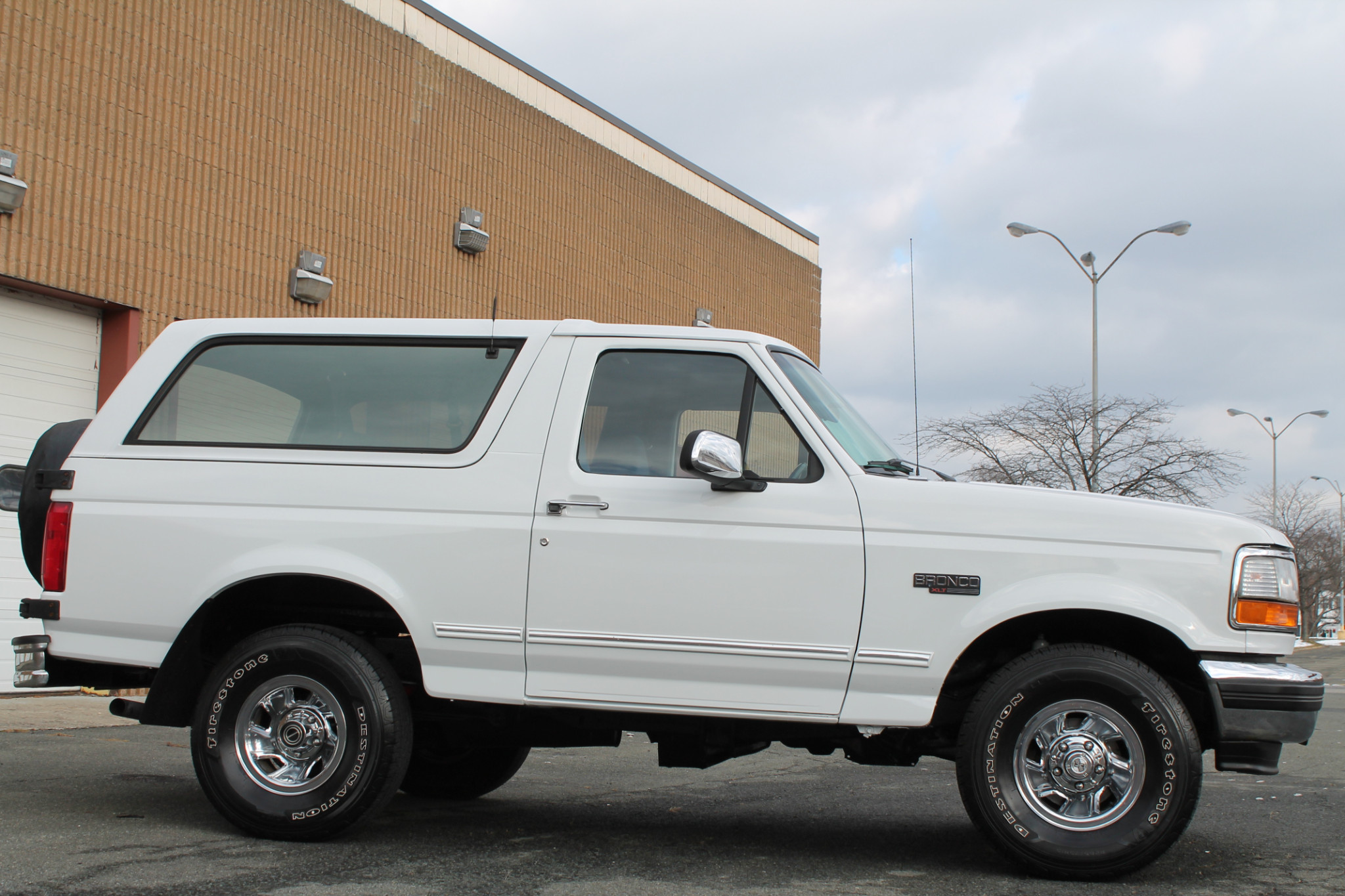 Preview Ford Bronco