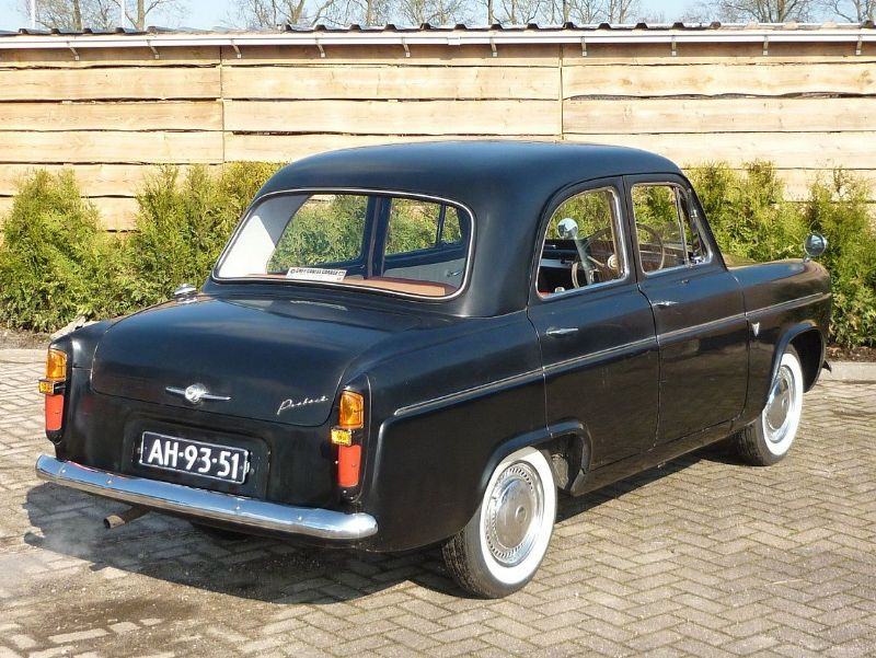 Preview Ford Prefect 100E