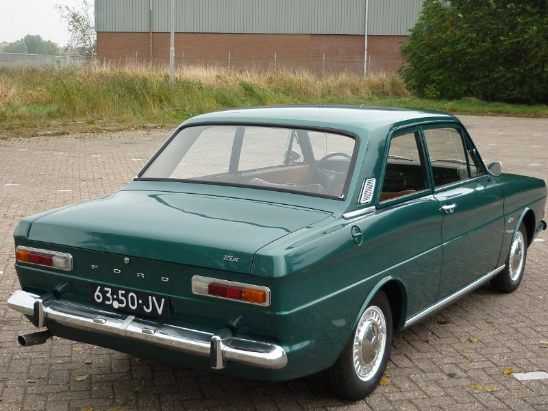 Preview Ford Taunus 15M