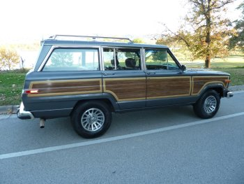 Preview Jeep Grand Wagoneer