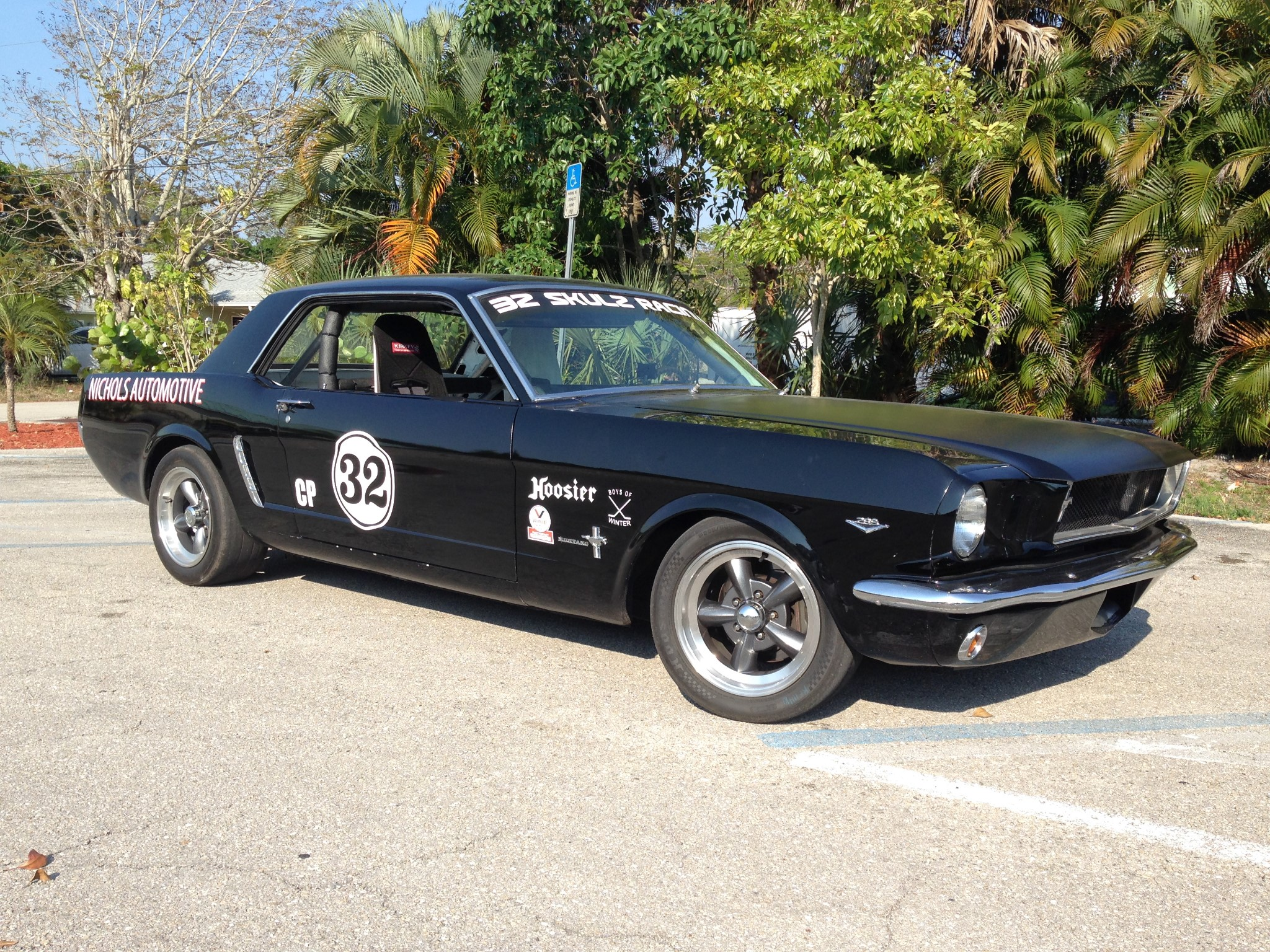 Preview Ford Mustang