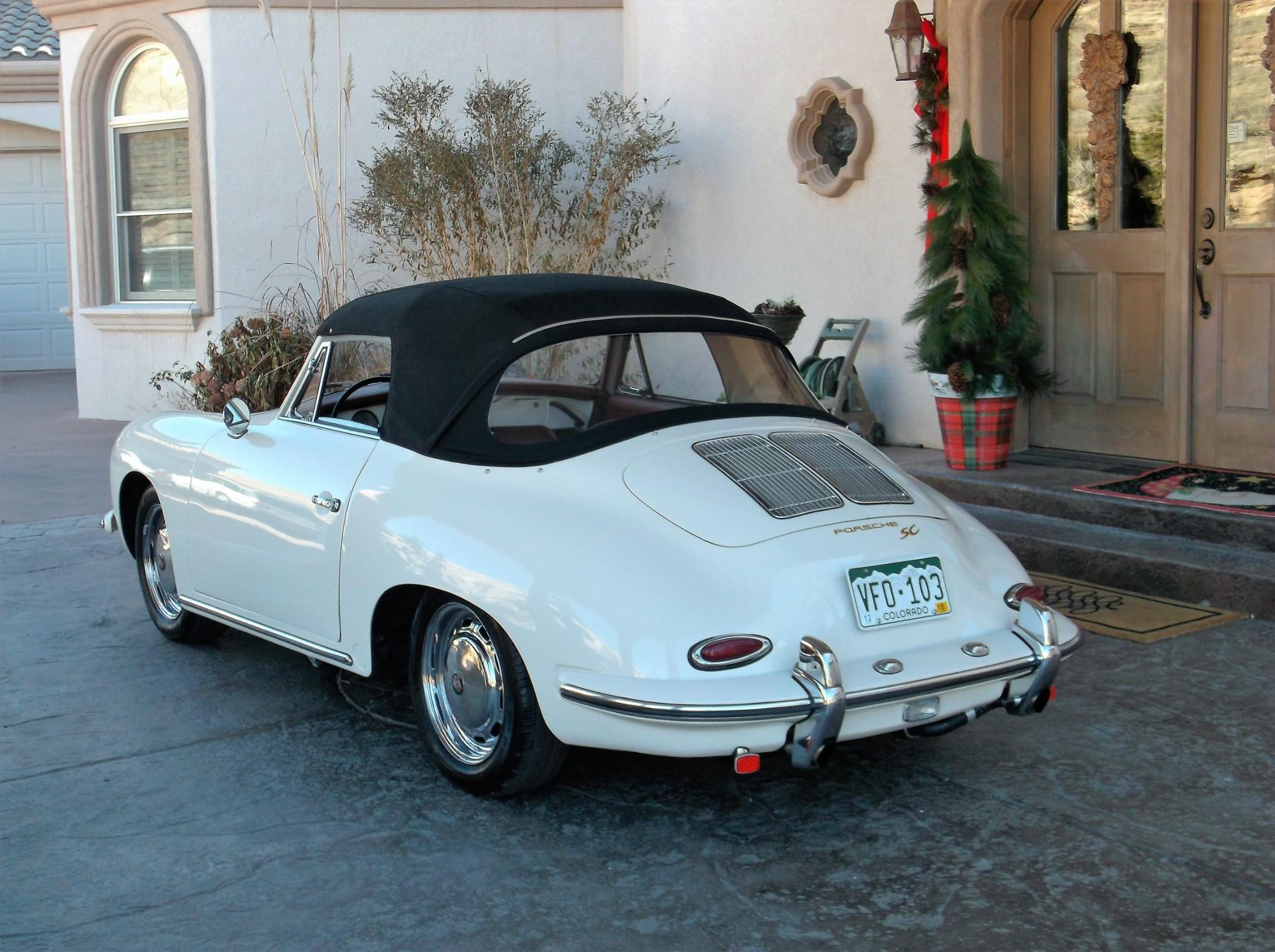Preview Porsche 356SC