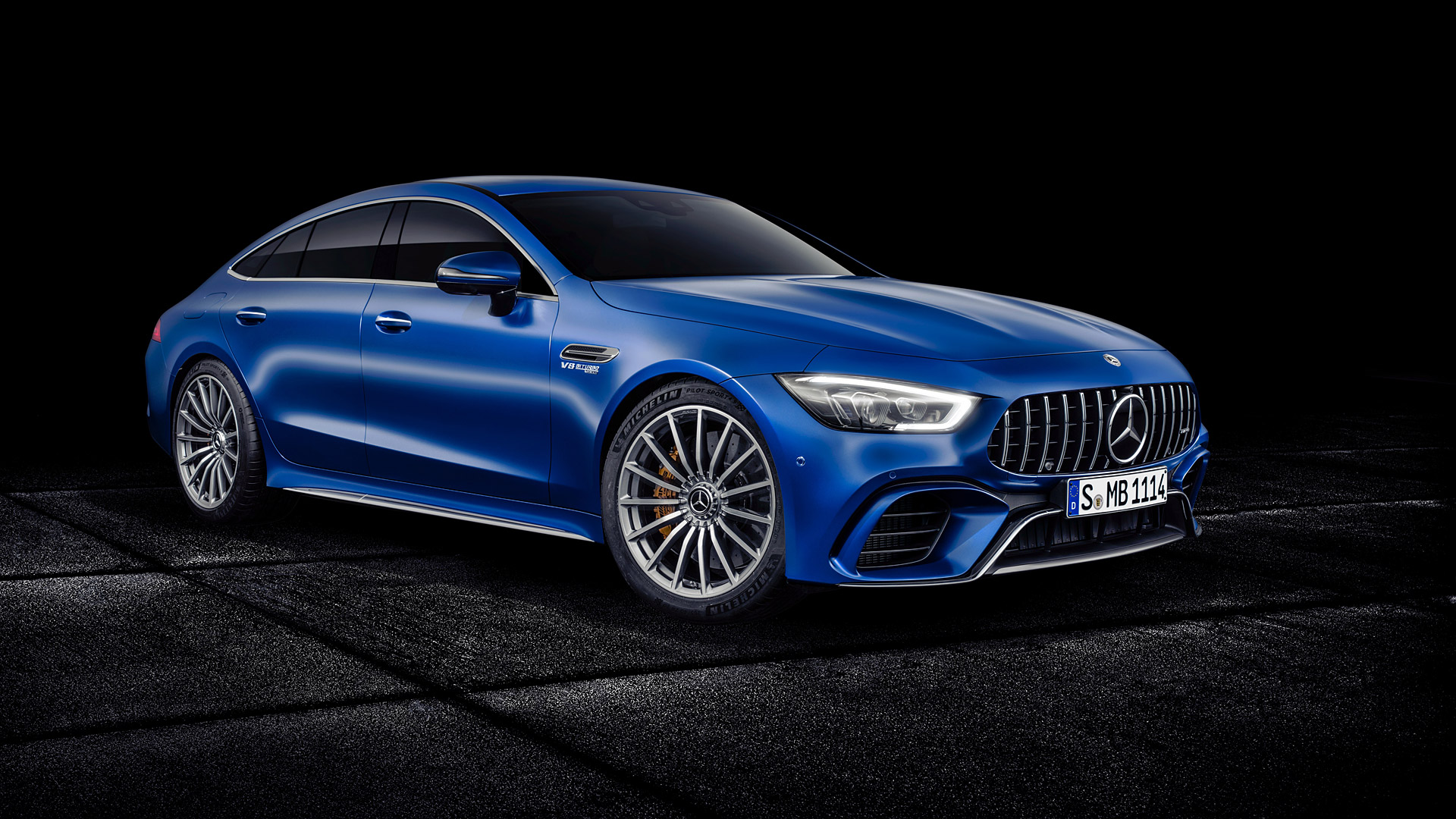 Preview Mercedes-AMG GT 63 S