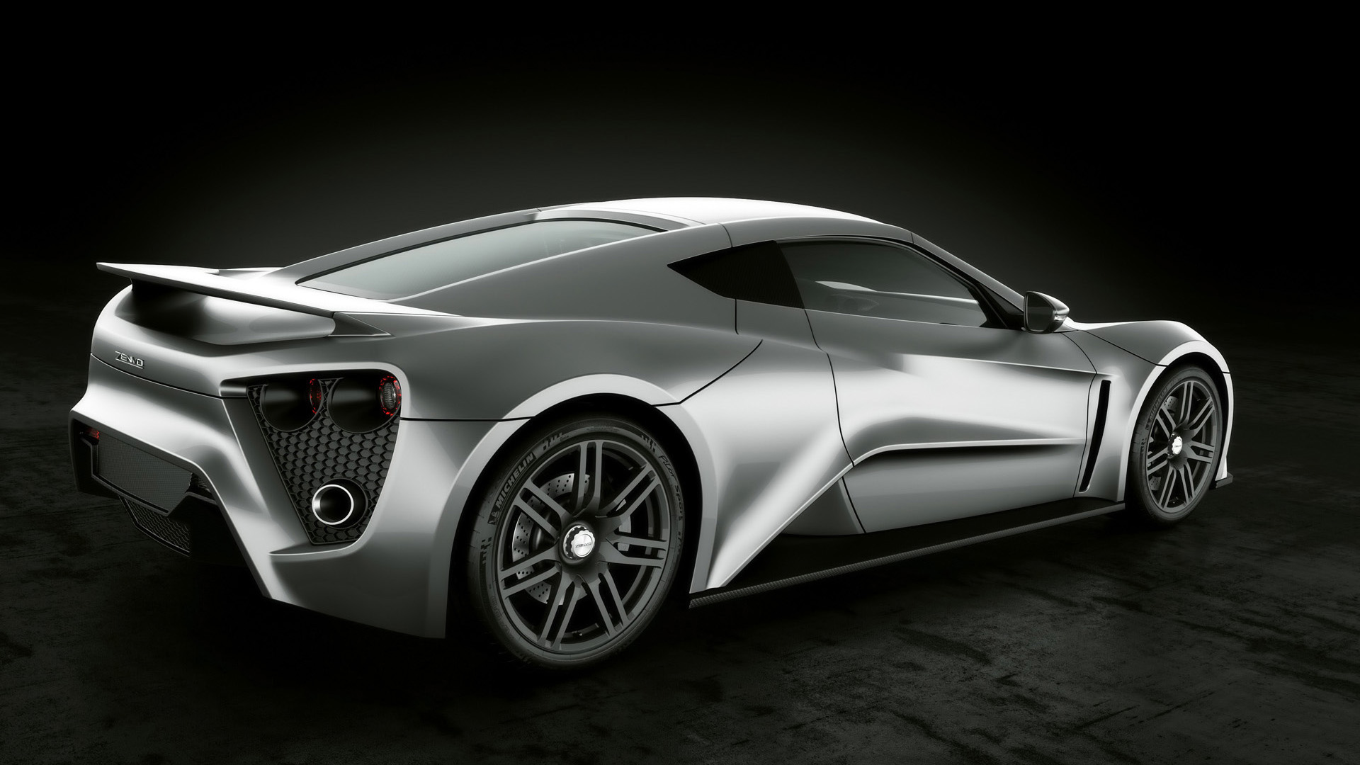 Preview Zenvo ST1