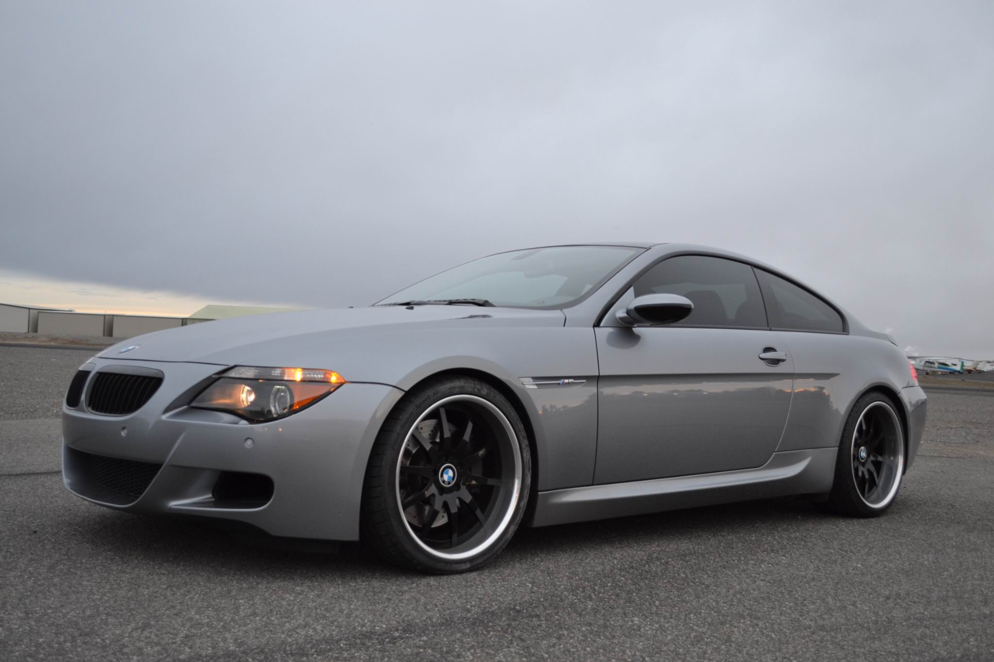 Preview BMW M6