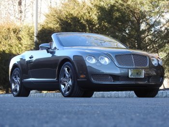 Preview Bentley Continental GTC