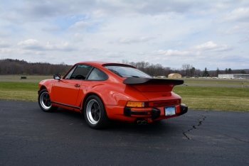 Preview Porsche 911 Turbo