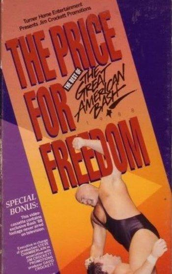 NWA The Great American Bash 1988