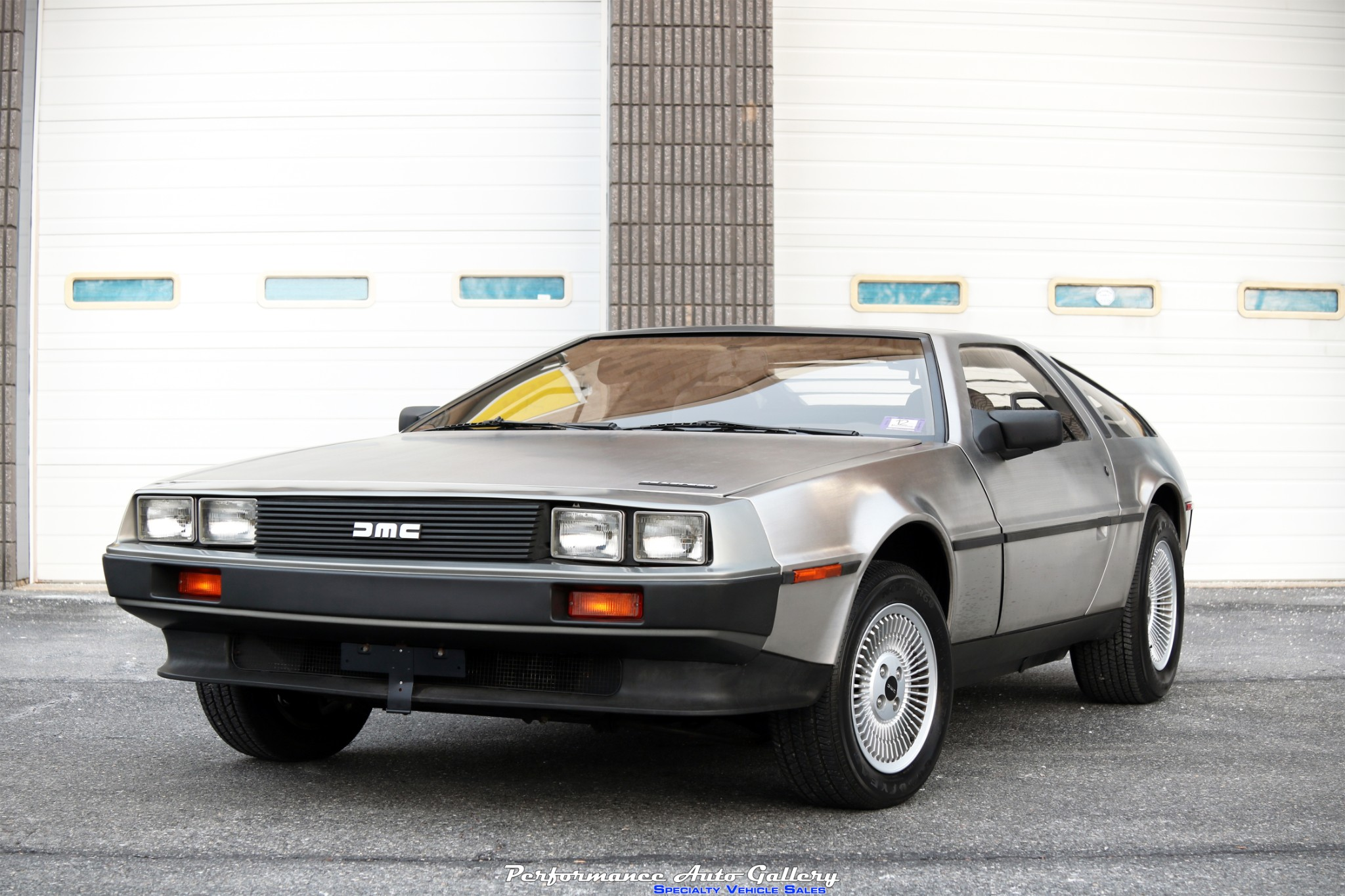 Preview DeLorean DMC-12