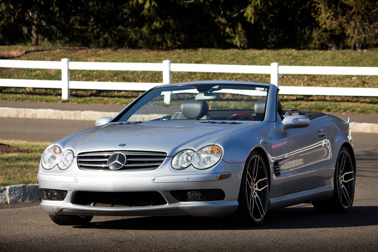 Preview Mercedes-Benz SL600
