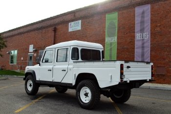 Preview Land Rover Defender 130