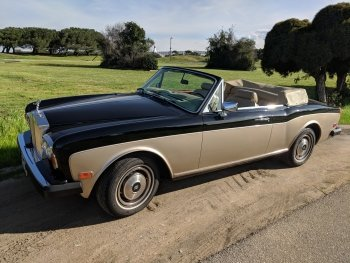 Preview Rolls-Royce Corniche