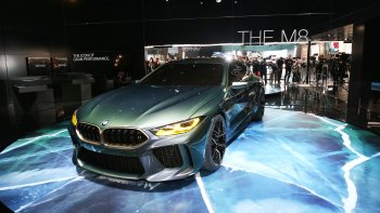 Preview BMW M8 Gran Coupe