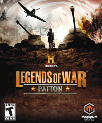 History Channel: Legends of War - Patton