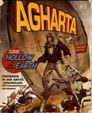 Agharta: The Hollow Earth
