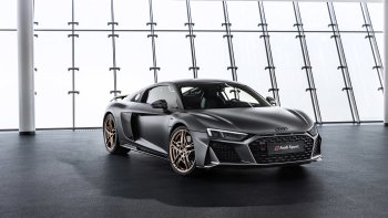 Preview Audi R8 Decennium