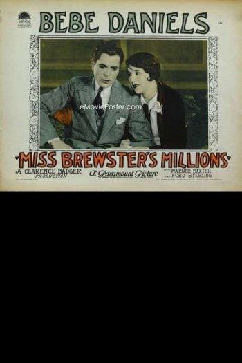 Miss Brewster's Millions