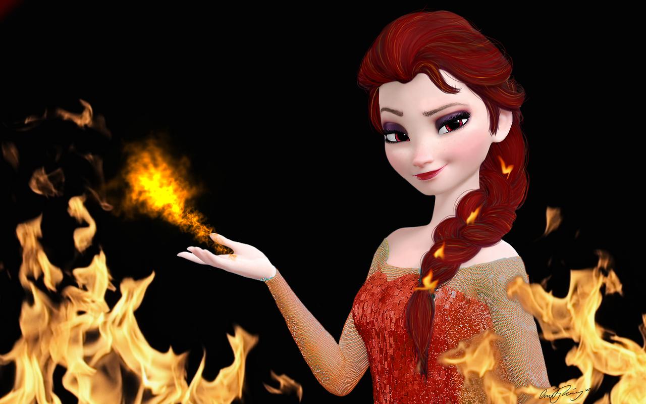 картинки эльзы огненная данной оформление