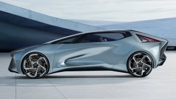 Preview LF 30 Electrified Concept