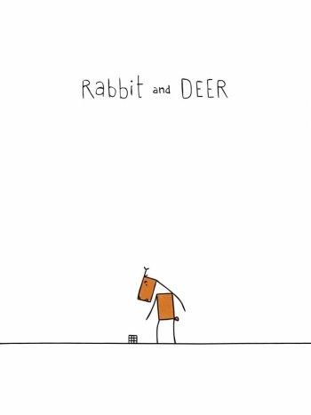 Rabbit and Deer