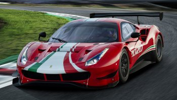 Preview Ferrari 488 GT3 Evo
