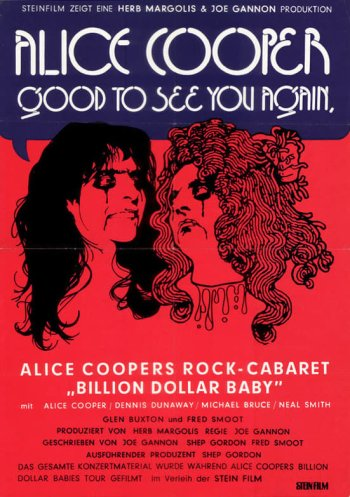 Alice Cooper: Good to See You Again, Alice Cooper