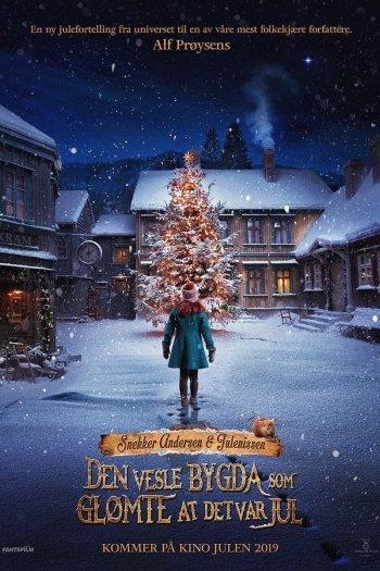 Snekker Andersen og Julenissen - Den vesle bygda som glømte at det var jul