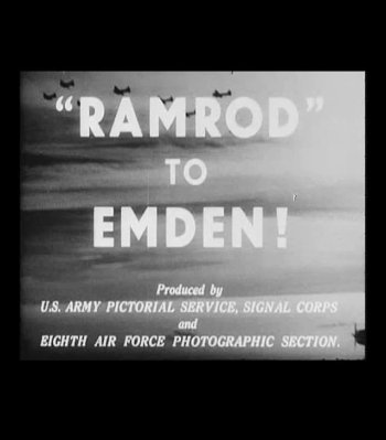 The Thunderbolts: Ramrod to Emden