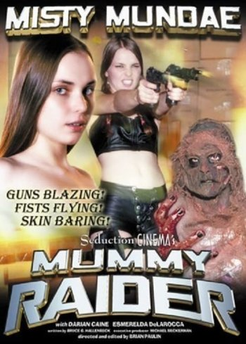 Mummy Raider