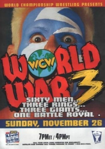 WCW World War 3 1995