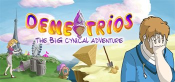 Demetrios - The BIG Cynical Adventure