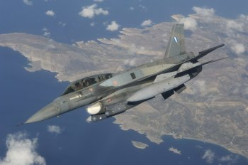 Preview Military Planes: General Dynamics F-16 Fighting Falcon