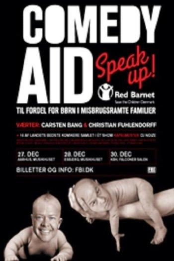 Comedy Aid 2013