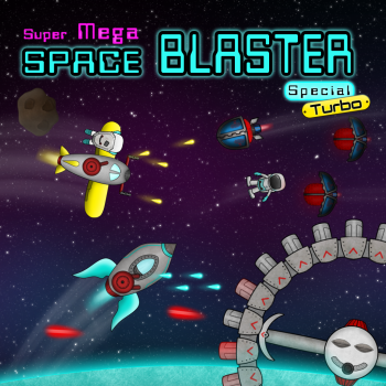 Super Mega Space Blaster Special Turbo