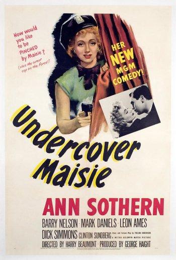Undercover Maisie